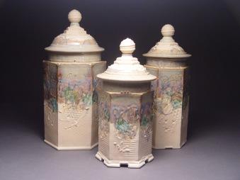 Storage jar set