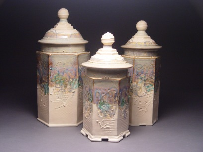 Storage jar set